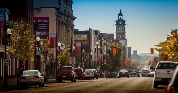 Peterborough Downtown Business Improvement Area: Abolish the Downtown Ambassador Initiative
