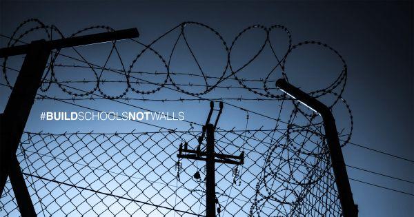 EU: Build Schools, Not Walls