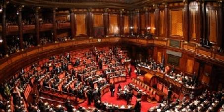 parlamento e senato italiani abolizione del voto segreto