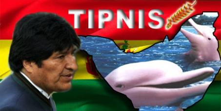 Salvemos al Delfín Rosado y a la biodiversidad en el Parque Nacional TIPNIS