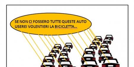 Al Sindaco di Roma Ignazio Marino: E' il momento ideale per realizzare la pista ciclabile su via Tiburtina