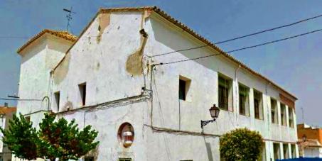 """Ayuntamiento de Ayora,prov.València(Spain): Que no derriben el edificio de las antiguas """"Escuelas públicas San Jos"""