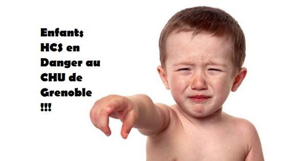 Mme la directrice du CHU de Grenoble : Pour le suivi des enfants atteints d'une maladie métabolique rare.