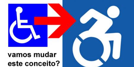 Abaixo assinado pela mudança do símbolo da pessoa com deficiência física