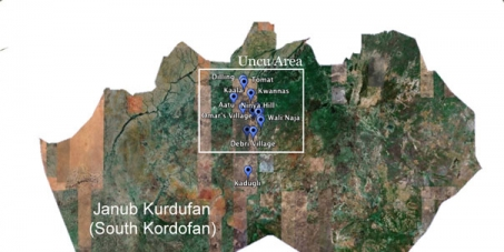 Stop Planting Mines In Nuba Mountains