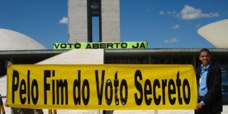 Fim do Voto Secreto de Deputados e Senadores
