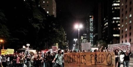 Pelo fim dos processos judiciais, políticos e administrativos contra os estudantes da Unifesp