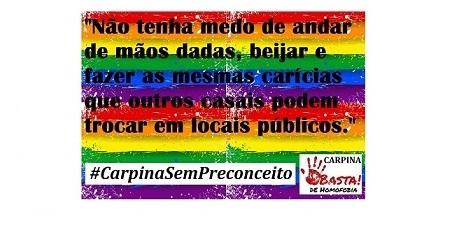 Ao Dudu Izidoro (PSB) - Presidente da Câmara Municipal de Carpina/PE: Audiência sobre o tema LGBT e posicionamento sobre o caso do vereador Tota