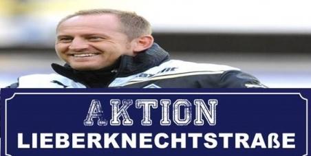 AKTION - LIEBERKNECHTSTRAßE