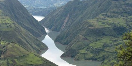 No más Centrales hidroeléctricas en el Huila!, ¡No más centrales hidroeléctricas en Colombia!