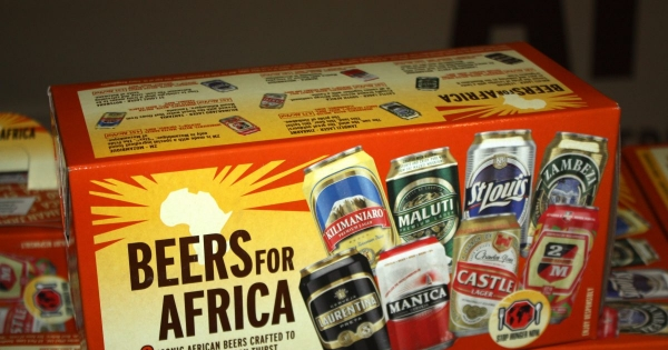 Ricardo Tadeu,  Zone President of Africa at SAB/AB InBev: STOP MARKETING ALCOHOL IN THE NAME OF HUNGER IN AFRICA