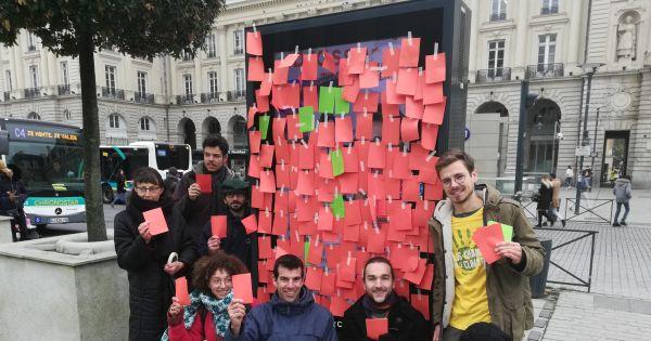 Emmanuel COUET: Suppression des panneaux publicitaires numériques à Rennes