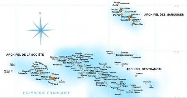 Monsieur le Président de la Polynésie Française : Nous voulons les mêmes droits pour les Archipels éloignés.