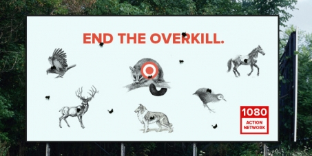 Stop 1080 poisoning in New Zealand. Possum control is the excuse, but it kills everything, including native birds.