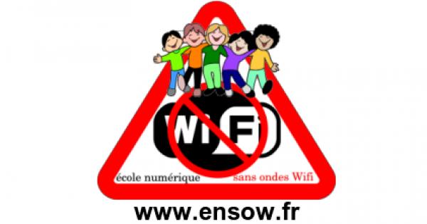 Ministre de l'Education Nationale, Recteurs des Académies : Bannir le Wifi des écoles/collèges/lycées en faveur du tout filaire