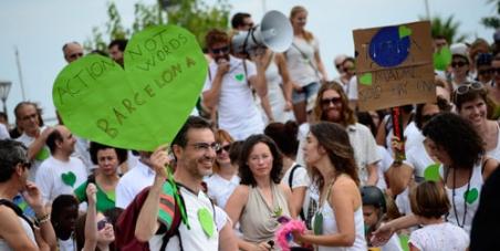 Volem una Barcelona 100% sostenible!