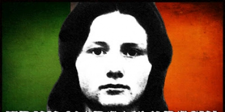 Free Marian Price (Irish Prisoner of War) and end internment in the North of Ireland.