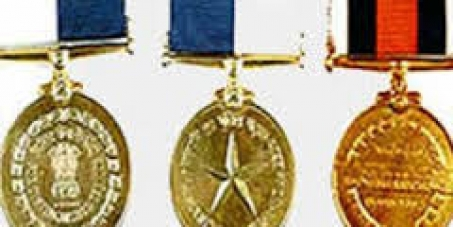 President of India : Withdraw the Gallantry medals  for cops responsible for killing adivasis