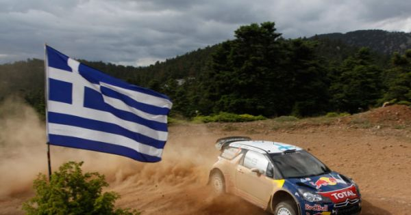Bring ACROPOLIS RALLY OF GREECE back to life!