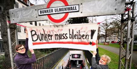 Rettet den Bunker Ulmenwall