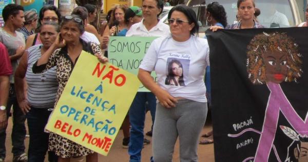 Carta aberta contra a concessão da Licença de Operação de Belo Monte