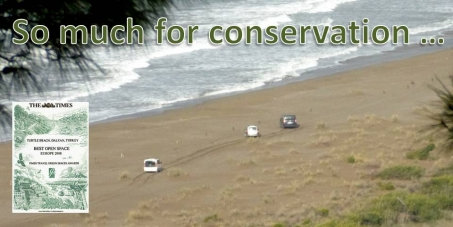 NO to UK financing of Turtle Beach privatisation!