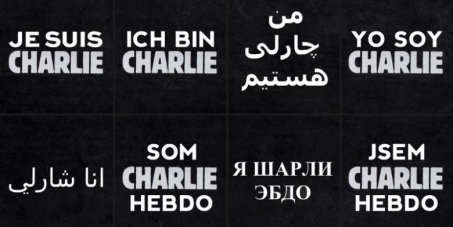 I am Charlie. You are, and everyone. We are all, together.