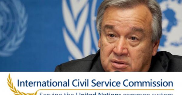 SG Guterres and ICSC: Provide equal treatment for all UN personnel