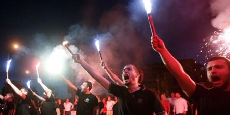 Σαμαρά: Τέλος στο φασισμό τώρα!