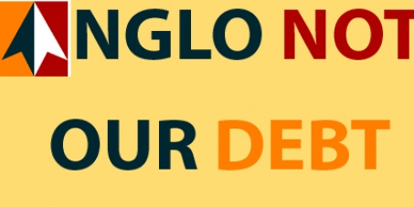 Stop the €3,100,000,000 payment of Anglo debt due on 31st March