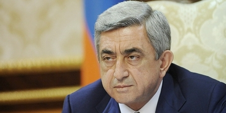 United Nations Security Council: Recognize Serzh Sargsyan, the President of Armenia, as a war criminal