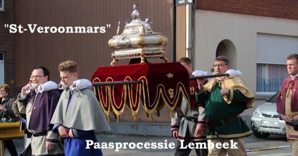 St-Veroonmars van Lembeek gaat voor cultureel erfgoed. Steun ons dit historisch en uniek evenement te beschermen.
