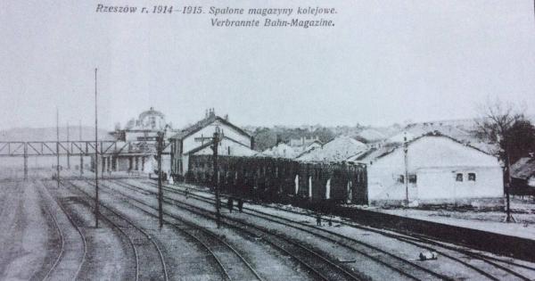 NIE dla likwidacji zabytkowej, 120-letniej kolejowej kładki w Rzeszowie.