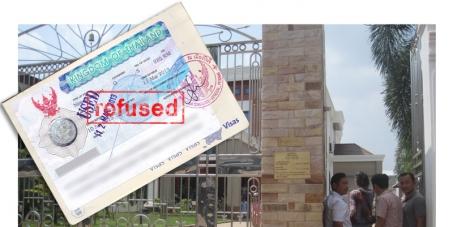 Le droit au visa Thai pour les etrangers marrier ou/et avec des enfants legitime en Thailande