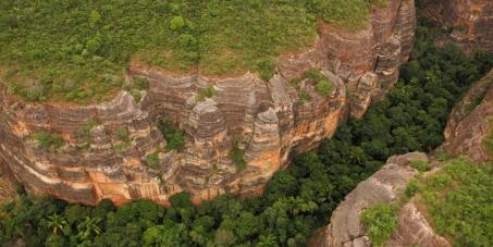 Izabella Teixeira, Dilma Roussef e Wellington Dias: Ajude a criar o Parque Nacional Serra Vermelha, no Piauí.
