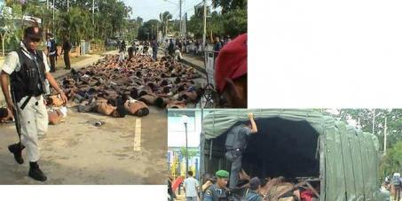 Massaker an den Muslimen in Myanmar stoppen!