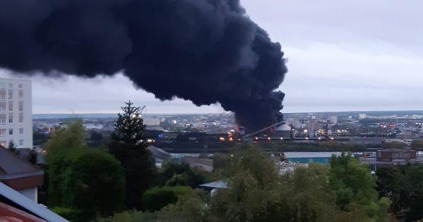 Rouen : Non à la réouverture accélérée de Lubrizol au mépris de la sécurité!