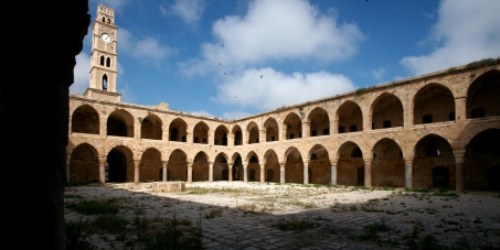 A Call to Save Khan Al-Umdan, Acre