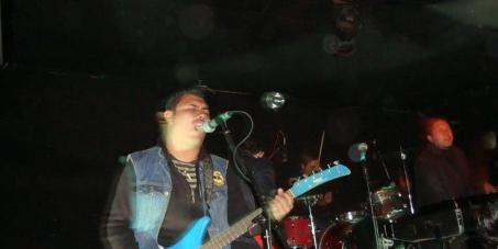 Libertad a José Daniel Palacios Cruz guitarrista de The Cavernarios y Telekrimen