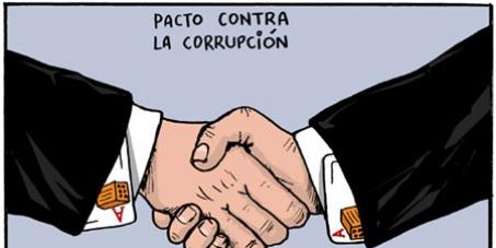 Endurecimiento de las penas de carcel para los políticos corruptos