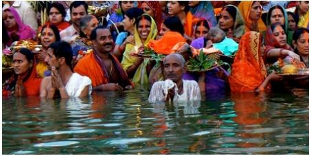 Ne laissons pas mourir le Gange