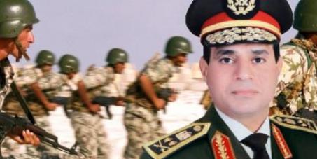 دعم الفريق اول عبد الفتاح السيسي ضد الارهاب