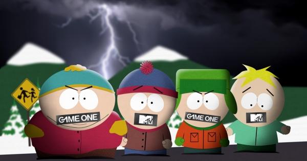 Game One / MTV France / TF1 Vidéo: Pour une VF de la saison 18 de South Park