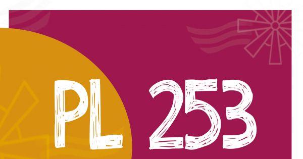 APROVAÇÃO DO PL 253/2020