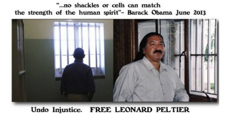 Freedom for Leonard Peltier