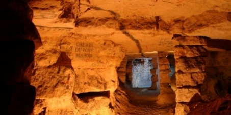 PARIS: il faut sauver les carrières médiévales sous la dernière ferme