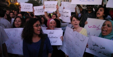 Ending Sexual Harassment in Egypt