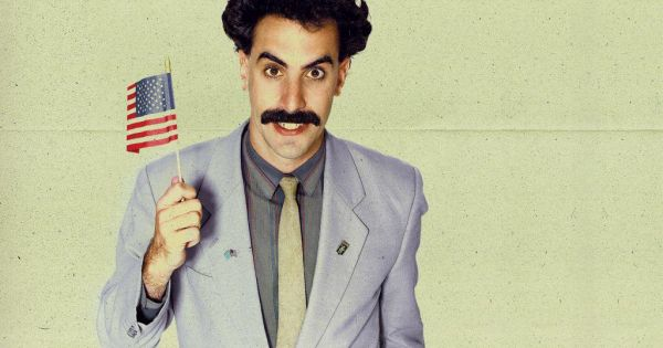 "Why ""BORAT 2"" should be canceled."