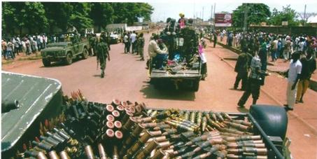 Appello urgente per il Centrafrica