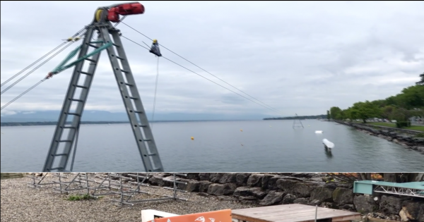 Sauvons la saison 2019 de Wakecable à Genève Plage !